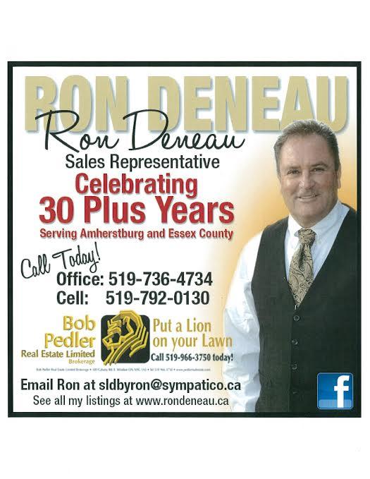 In the Spotlight // Bob Pedler Real Estate – Ron Deneau