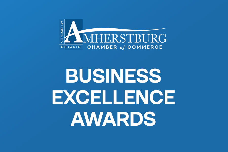 Amherstburg Chamber of Commerce Business Excellence Awards