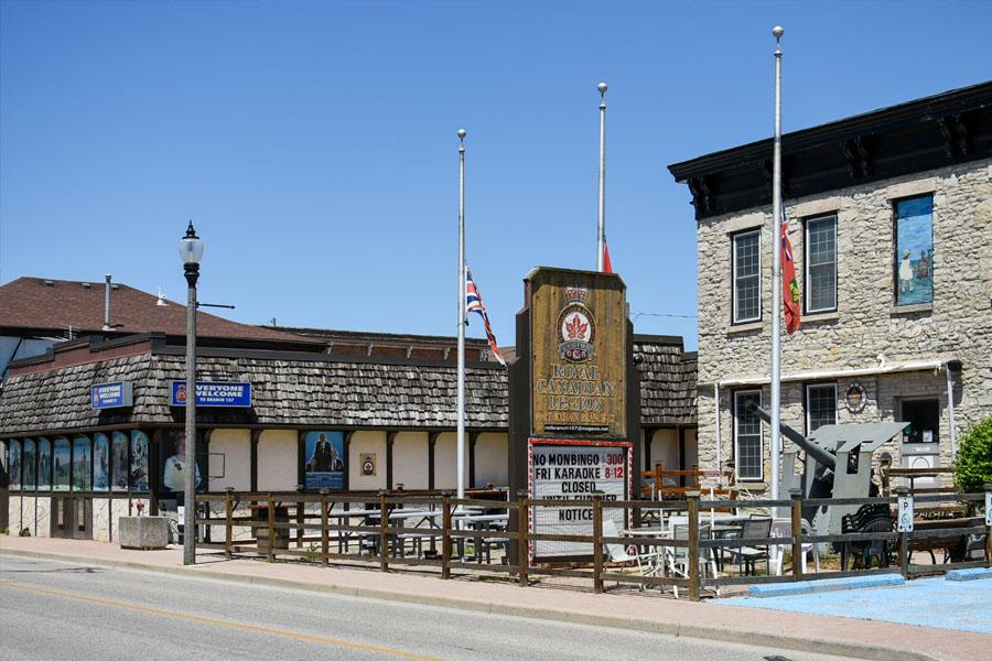 Royal Canadian Legion Fort Malden
